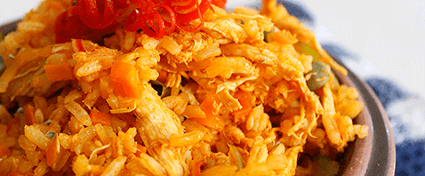 ARROZ CON POLLO EXPRESS