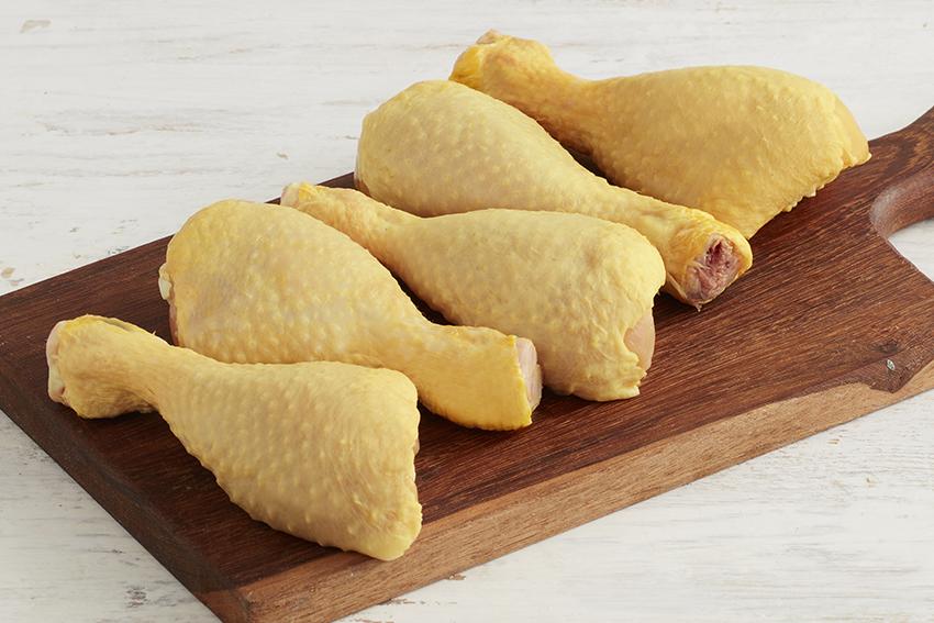 Bolsas de pollo campesino